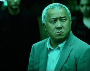 サム演じるエリック・ツァン
