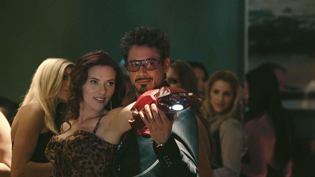 トニーとナターシャ