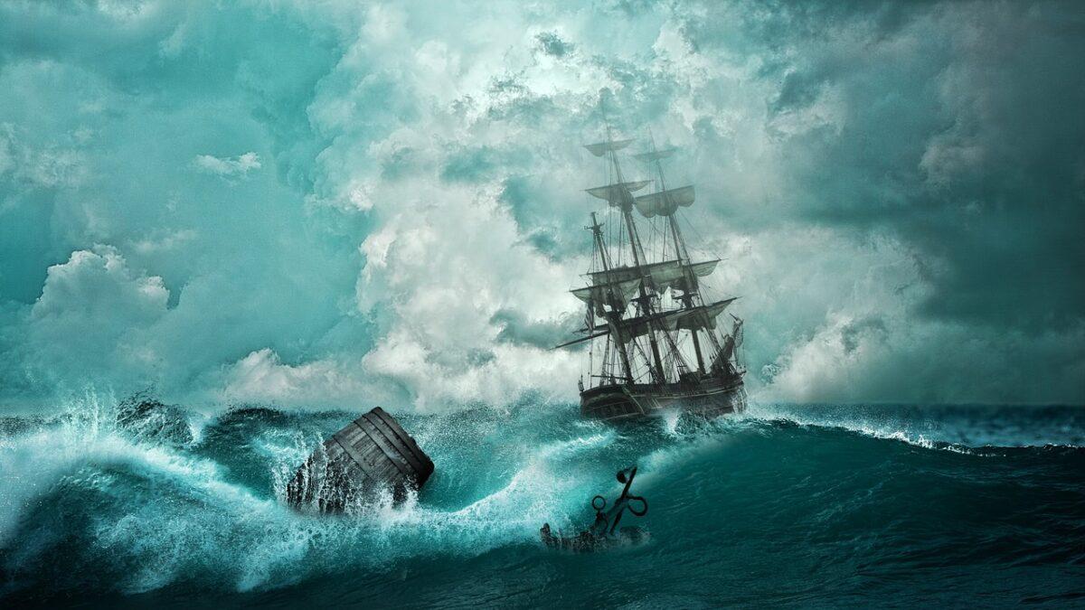 津波の画像