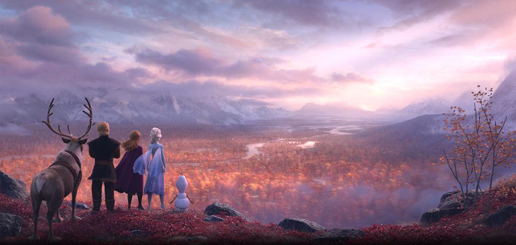 アナ雪2劇中画像3