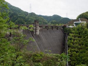 犬鳴ダムの画像