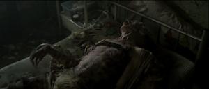 セブン「怠惰の殺害現場」のシーン