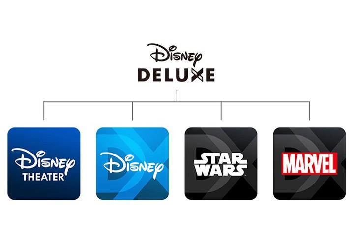 ディズニーデラックスの楽しみ方