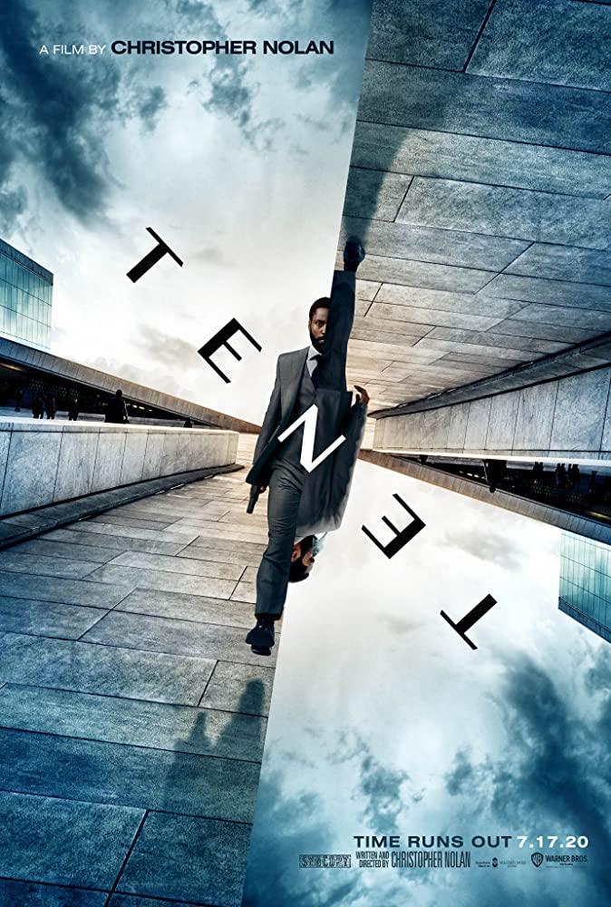 TENET / テネットポスター