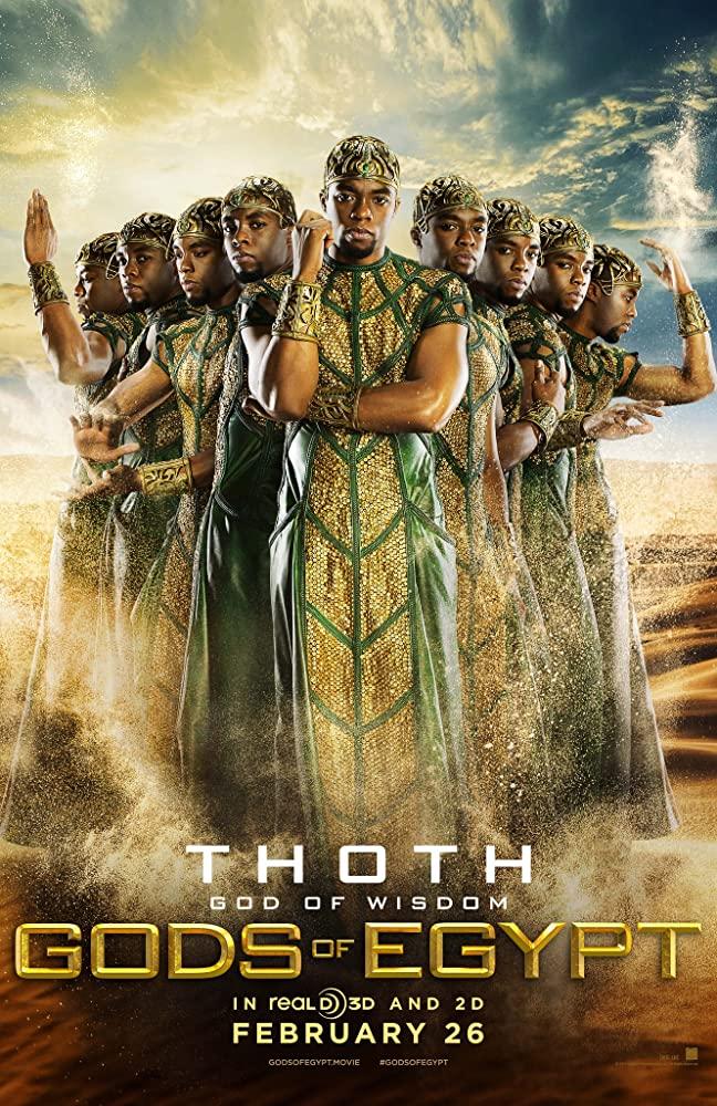 キング・オブ・エジプト劇中画像1