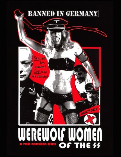 ナチ親衛隊の狼女