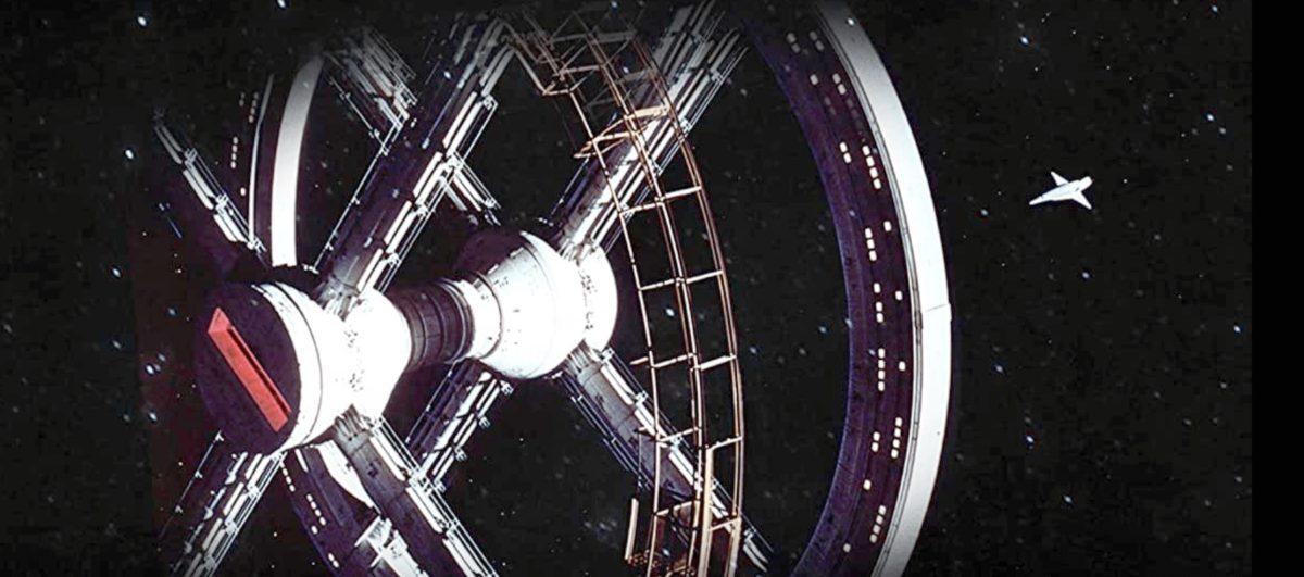 2001年宇宙の旅映像美