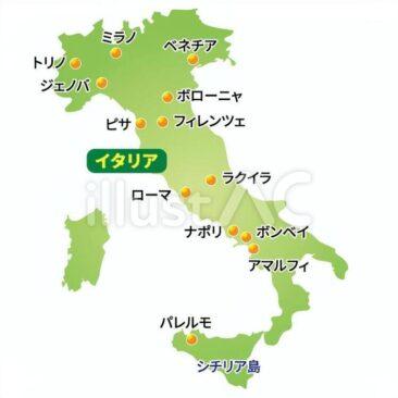 パレルモ地図