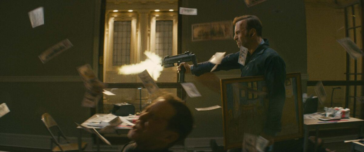 映画『Mr.ノーバディ』場面写真