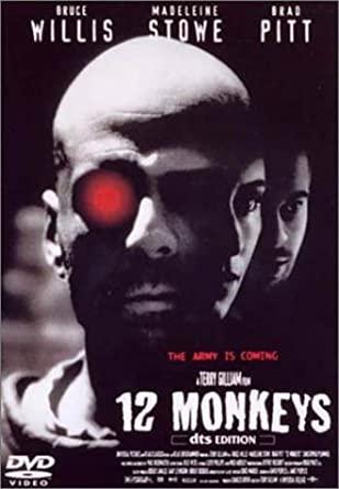 映画『12モンキーズ』