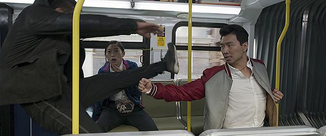 映画『シャン・チー/テン・リングスの伝説』場面写真